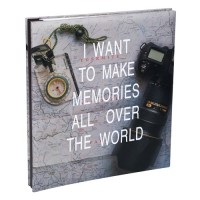 Album foto Memories all over the world