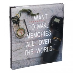 Album foto Memories all over the world