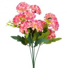 Buchet hortensie roz artificiala