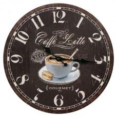 Ceas de perete Caffe Latte