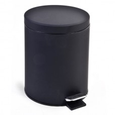 Cos de gunoi metal negru