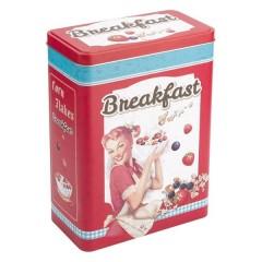 Cutie metalica ,,Breakfast - Corn Flakes''