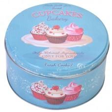 Cutie metalica Cupcakes