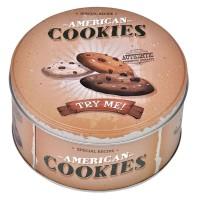 Cutie metal cookies