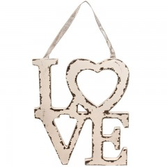 Decoratiune de agatat LOVE