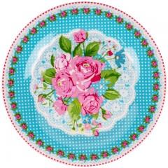 Farfurie Pink Roses