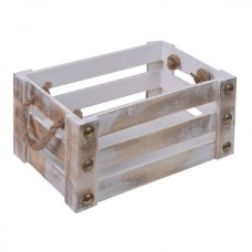 Ladita vintage lemn mica