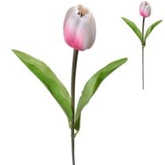 Lalea roz artificiala