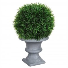 Planta artificiala in urna