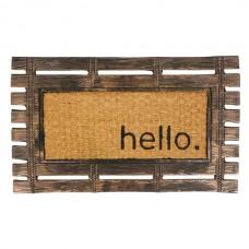 Pres intrare Hello scanduri
