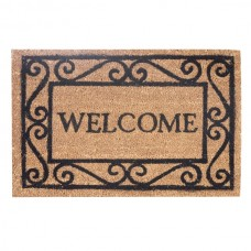 Pres intrare Welcome