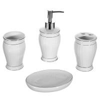 Set ceramic baie 4 piese