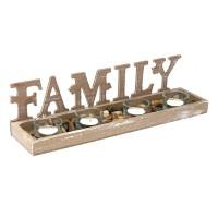 Suport lumanari Family