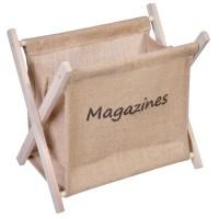 """Suport reviste iuta """"Magazines"""""""