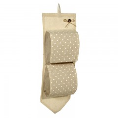 Suport textil hartie igienica